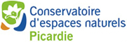 Logo Conservatoire d'espaces naturels de Picardie
