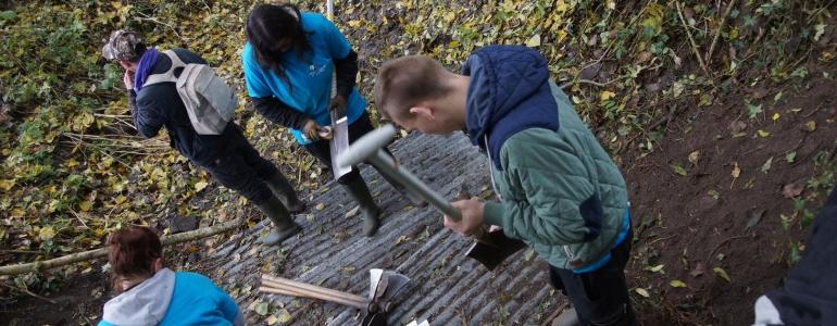 Entretien des outils en fin de chantier
