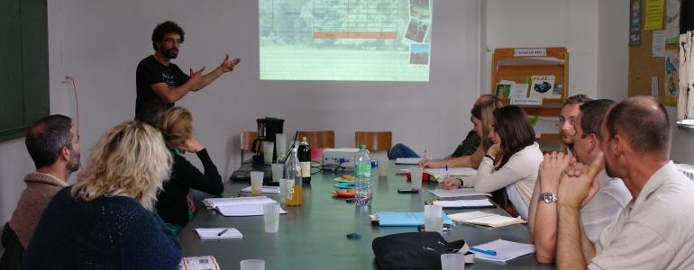 comité partenarial du 9 octobre 2013