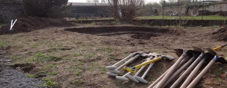 Prêt à creuser