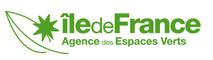 Logo Agence des espaces verts Ile de France