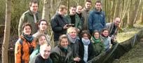 chantier nature de bénévole à Lille