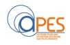 Logo APES - Acteurs Pour une Economie Solidaire