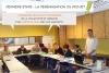 Formation des élus et techniciens pour la pérennisation du projet.